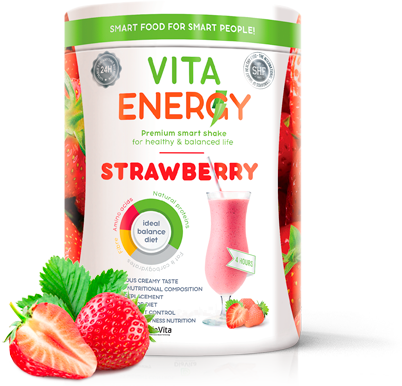 vita energy stawberry